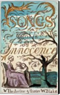Songs of Innocence Fine-Art Print