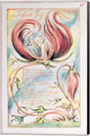 Songs of Innocence; Infant Joy, 1789 Fine-Art Print