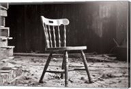 Chair Fine-Art Print