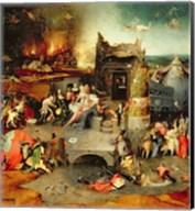 Temptation of St. Anthony (detail) Fine-Art Print