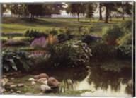 Summer Pond Fine-Art Print