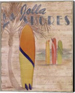 Surf City III Fine-Art Print