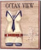 Ocean View - mini Fine-Art Print