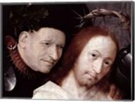 Christ Mocked Detail Fine-Art Print