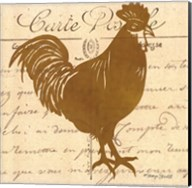 Tuscan Rooster I Fine-Art Print