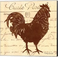 Tuscan Rooster IV Fine-Art Print