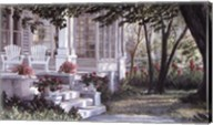 Country Porch Fine-Art Print