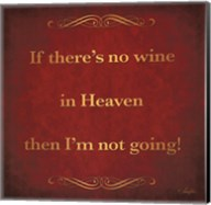 Wine in Heaven Fine-Art Print