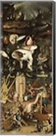 The Garden of Earthly Delights, c.1500 Fine-Art Print