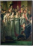 The Consecration of the Emperor Napoleon III Fine-Art Print