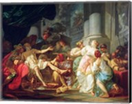 The Death of Seneca, 1773 Fine-Art Print