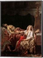 The Pain of Andromache, 1783 Fine-Art Print
