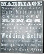 Marriage Fine-Art Print