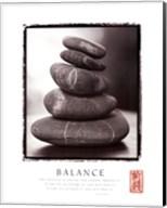 Balance - Rocks Fine-Art Print