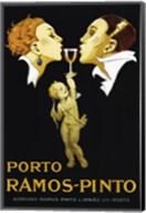 Porto Ramos Pinto Fine-Art Print