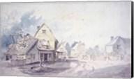 East Bergholt Street Fine-Art Print