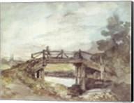 A Bridge Over the Stour Fine-Art Print