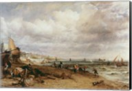 Marine Parade and Old Chain Pier, 1827 Fine-Art Print