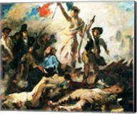 Study for Liberty Leading the People Fine-Art Print
