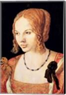 Young Venetian Woman Fine-Art Print