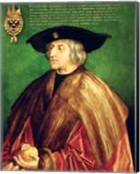 Emperor Maximilian I Fine-Art Print