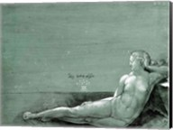 Reclining female nude, 1501 Fine-Art Print