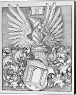 Coat of Arms of the Durer Family Fine-Art Print