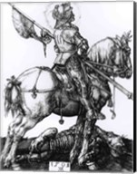 St. George and the Dragon, 1508 Fine-Art Print