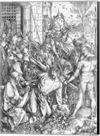 The carrying of the cross Fine-Art Print