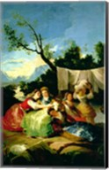 The Washerwomen, before 1780 Fine-Art Print