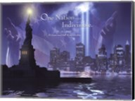 One Nation (city) Fine-Art Print