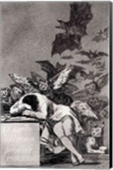 The Sleep of Reason Produces Monsters Fine-Art Print