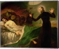 St. Francis Borgia Fine-Art Print