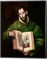 St. Luke Fine-Art Print