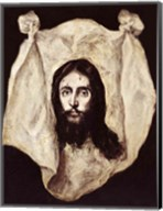 Face of the Christ Fine-Art Print