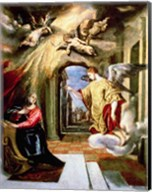 The Annunciation II Fine-Art Print
