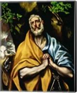 The Tears of St Peter Fine-Art Print