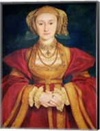 Portrait of Anne of Cleves Fine-Art Print