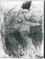 Isadora Duncan Fine-Art Print