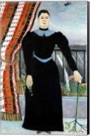 Portrait of a Woman, 1895 Fine-Art Print