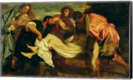 The Entombment of Christ Fine-Art Print