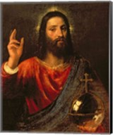 Christ Saviour Fine-Art Print