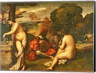 Le Concert Champetre Fine-Art Print
