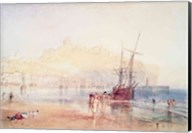 Scarborough, 1825 Fine-Art Print