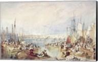 The Port of London Fine-Art Print
