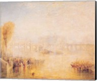 View of the Pont Neuf, Paris Fine-Art Print