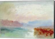 River scene, 1834 Fine-Art Print