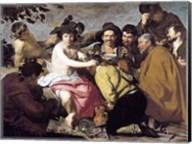 Triumph of Bacchus, 1628 Fine-Art Print