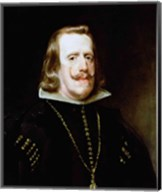 Philip IV (profile) Fine-Art Print