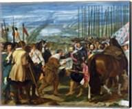 The Surrender of Breda, 1625 Fine-Art Print